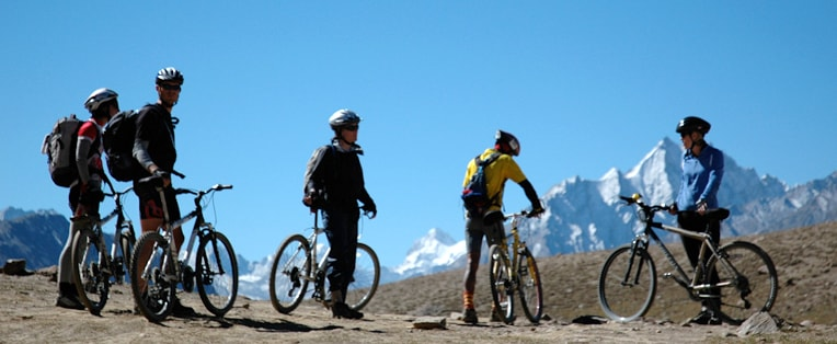 Cycling in Sikkim
